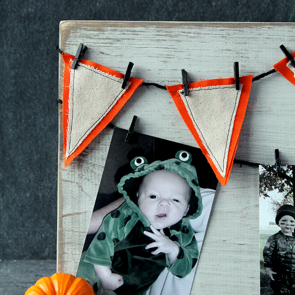 Halloween Photo Board Display