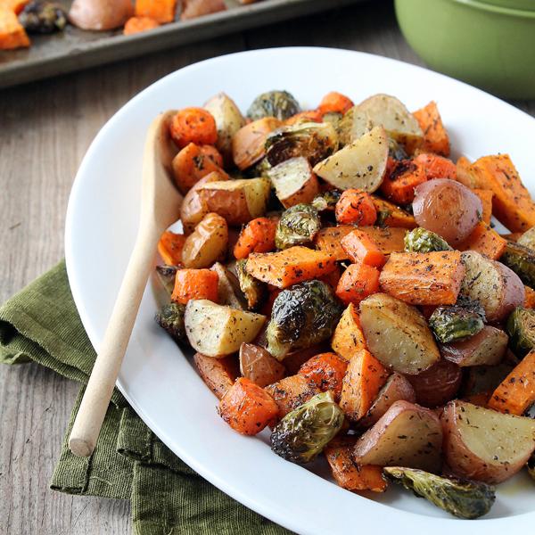 Roasted Fall Vegetable Recipe