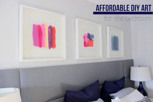 Affordable DIY Artwork