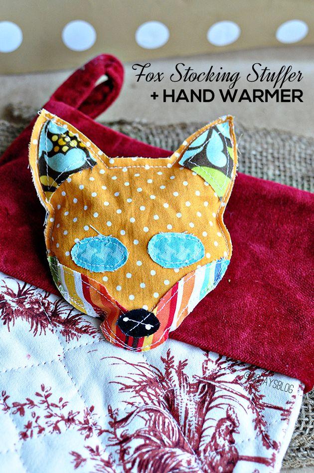 Fox Hand Warmer
