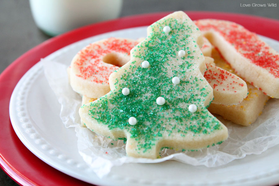 the best sugar cookie cut out recipe