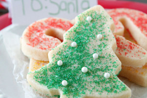 The BEST recipe I've ever found for Sugar Cookie Cut-outs!