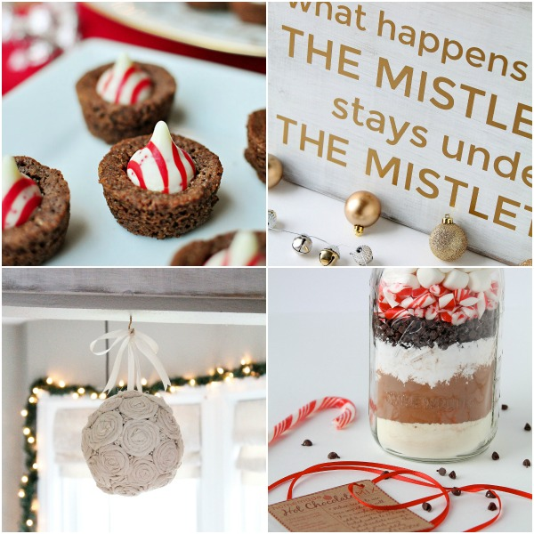 Christmas Decor, Recipes, and Gift Ideas at Love Grows Wild