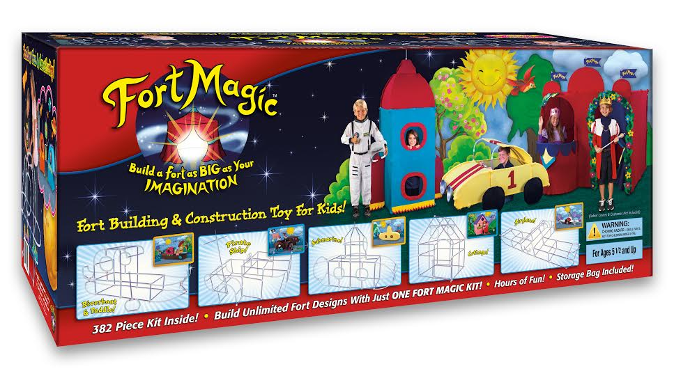 Fort Magic Building Kit