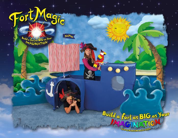 Fort Magic Ship Fort