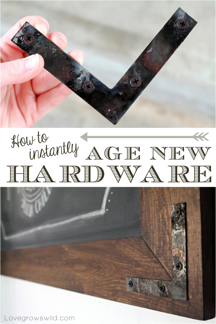 How to Instantly Age New Hardware