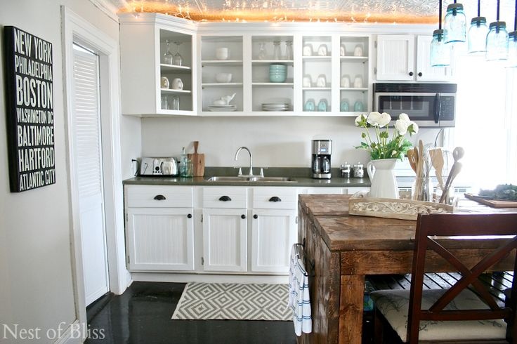 Farmhouse Kitchen Tour