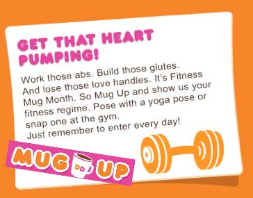Dunkin' Donuts Mug Up Photo Contest!