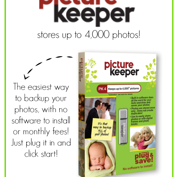 Enter the Picture Keeper Giveaway at LoveGrowsWild.com