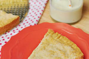 Classic Scottish Shortbread recipe | LoveGrowsWild.com