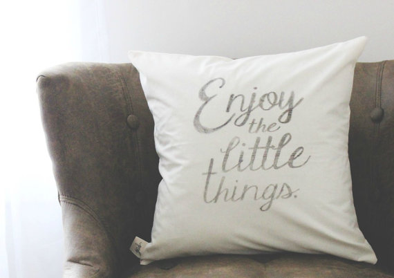 Parris Chic Boutique - Little Things Pillow