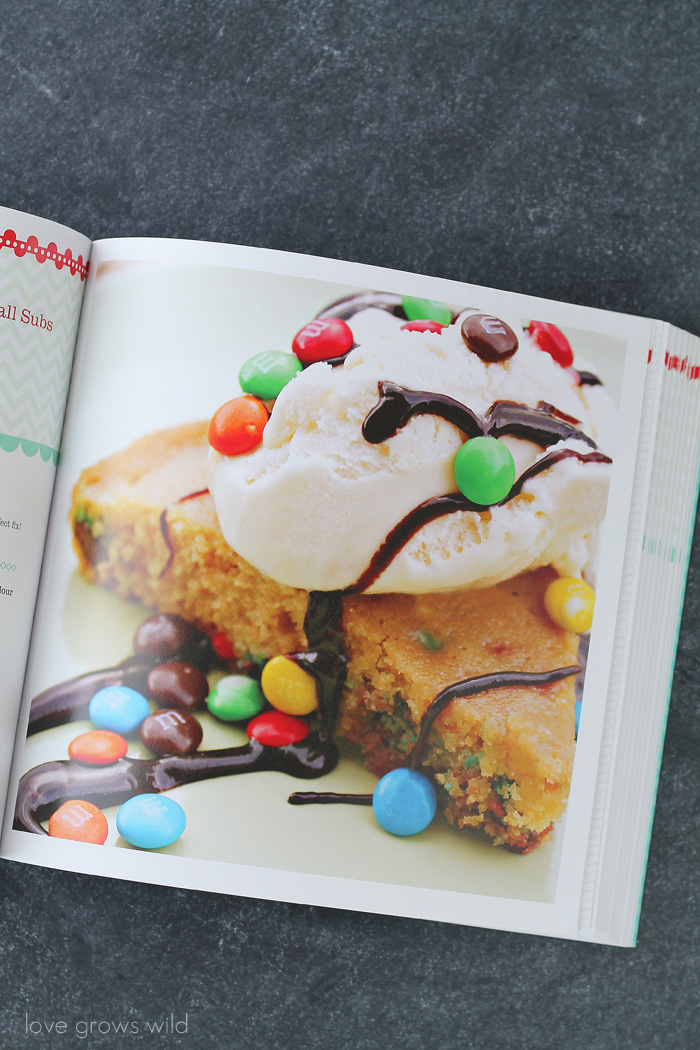 Enter to win the NEW cookbook from Six Sisters' Stuff! | at LoveGrowsWild.com