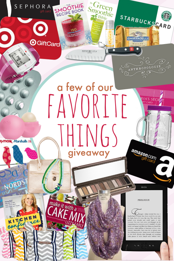 Enter to win TONS of prizes from your favorite bloggers! | at LoveGrowsWild.com