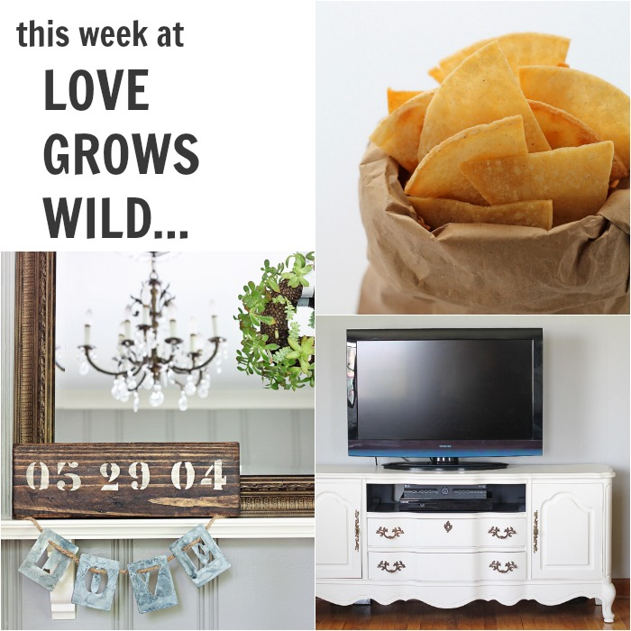 Projects and Recipes from LoveGrowsWild.com