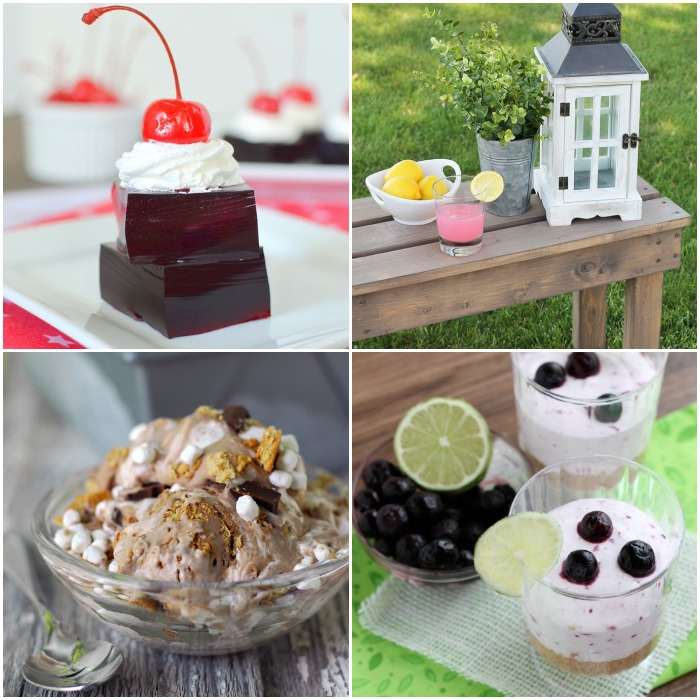 Recipes and Projects from Time to Sparkle Link Party!