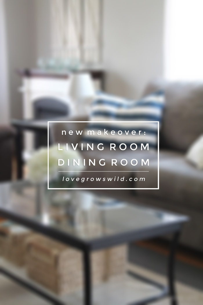 Come see our plans for a big makeover with this new video tour! | LoveGrowsWild.com