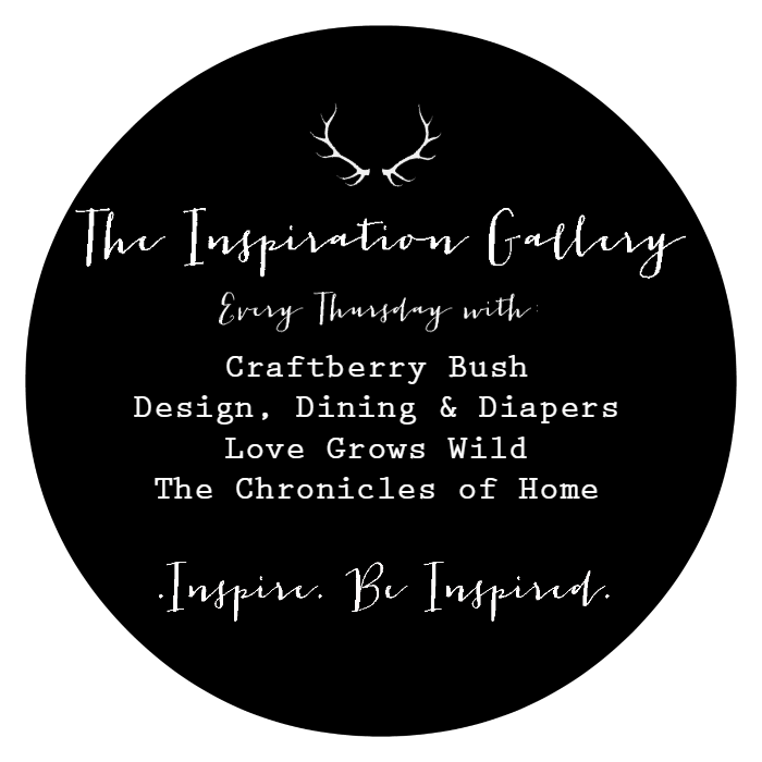 The Inspiration Gallery Link Party