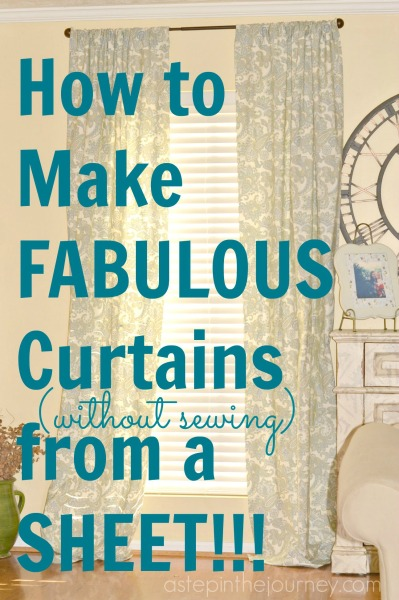 How to Make DIY Curtains