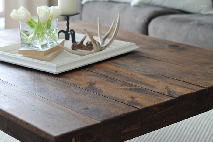 Diy Farmhouse Coffee Table Lovegrowswild Com Love Grows Wild