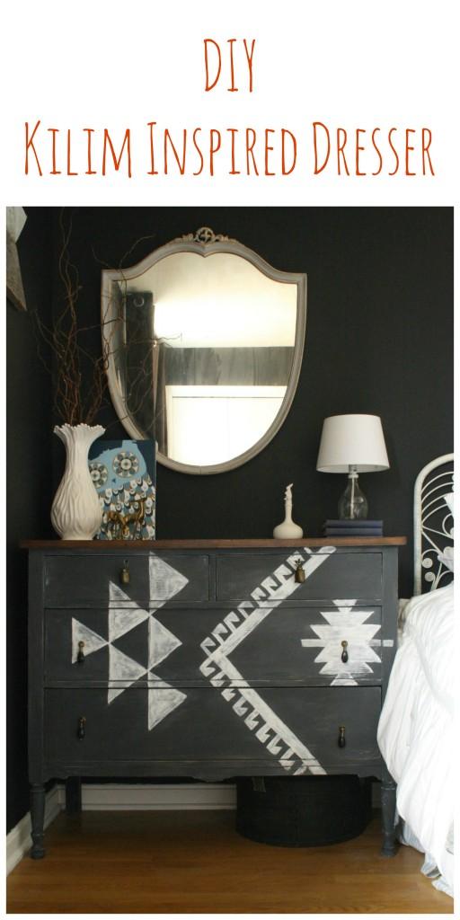 Kilim Dresser