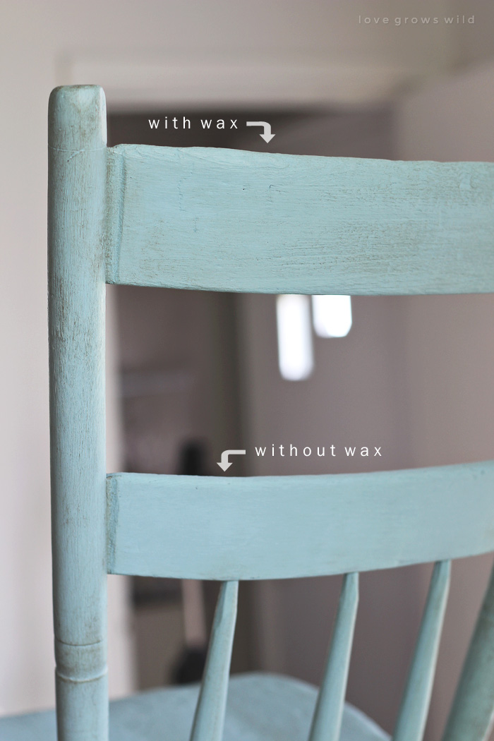 Astonishing Painted Chair For Outdoors Love Grows Wild Machost Co Dining Chair Design Ideas Machostcouk