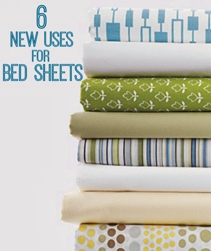 New Uses for Bed Sheets