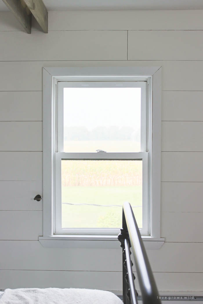 Learn How To Bulk Up The Trim Around Your Windows For A Beautiful Farmhouse  Look!