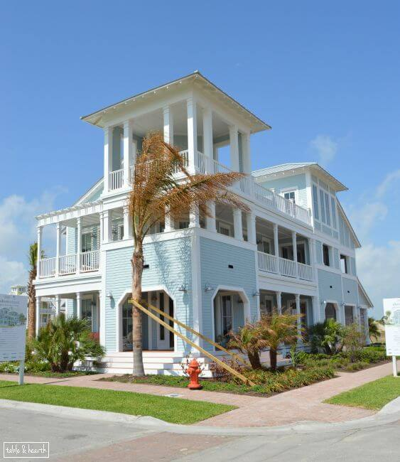 coastal living showhouse