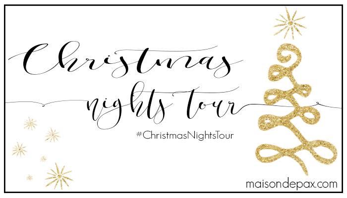 Christmas Nights Tour | LoveGrowsWild.com