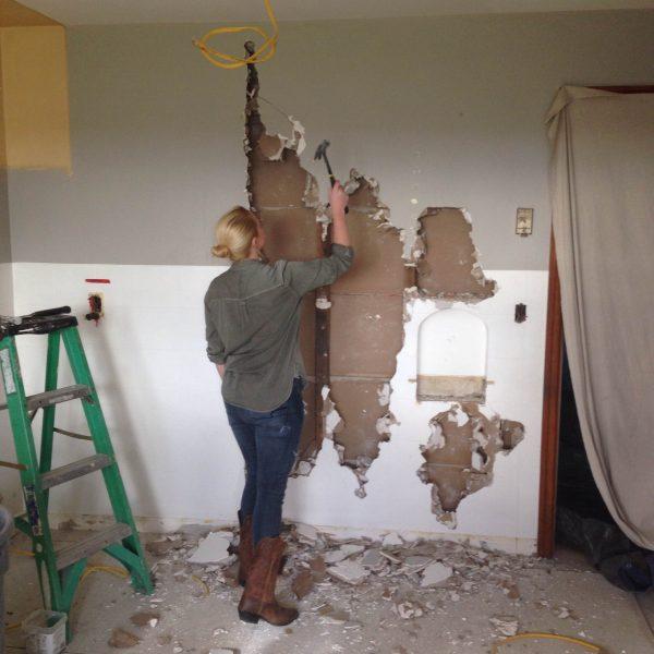 Farmhouse Kitchen Renovation | LoveGrowsWild.com