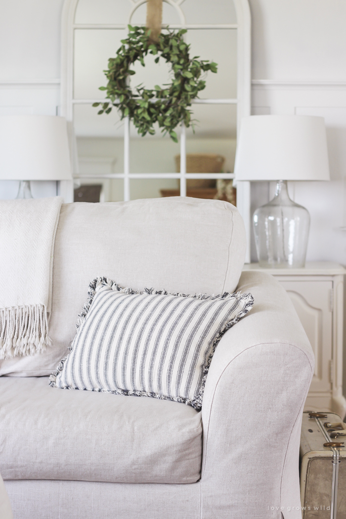 Living Room Slipcovers A Comfort Works Review Love Grows Wild