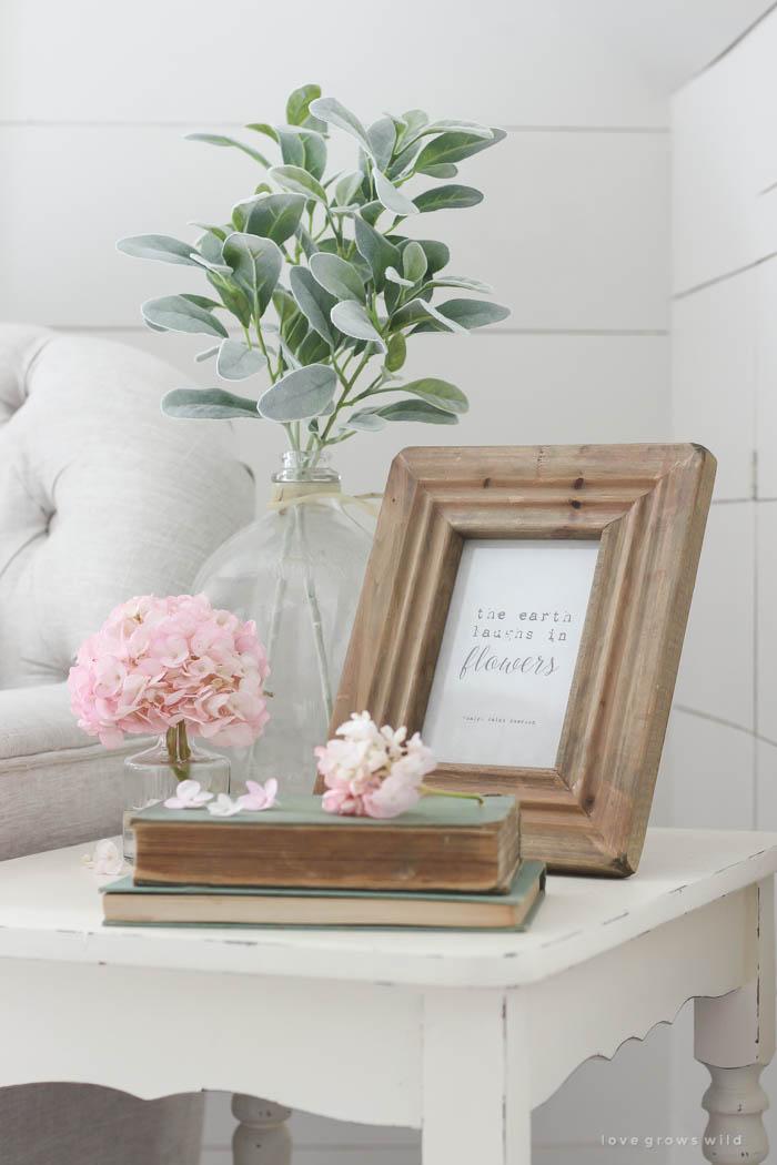 image regarding Free Vintage Printable referred to as Typical Spring Flower Printable - Get pleasure from Grows Wild