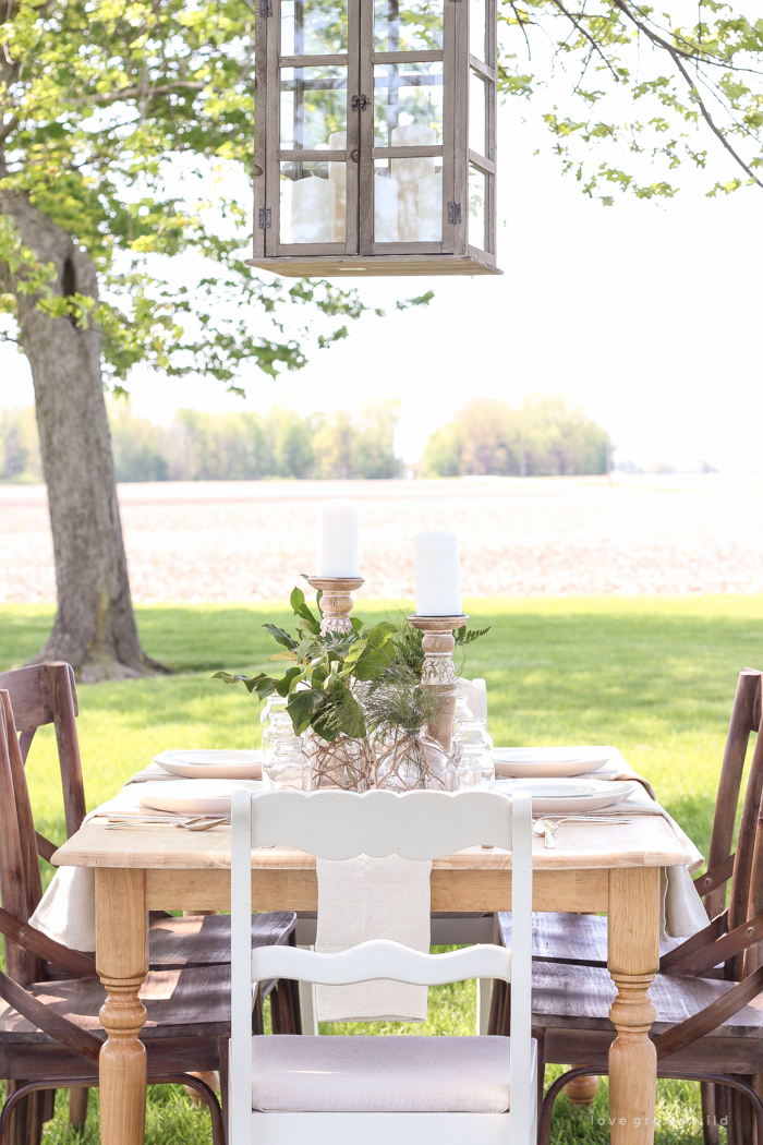 Learn How To Create The Perfect Outdoor Table Setting With Shopping And  Decorating Tips From Liz