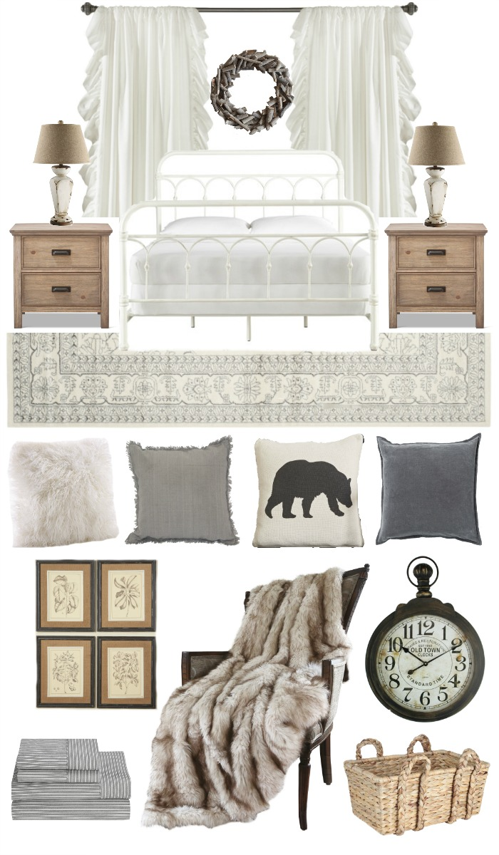 Cozy Neutral Winter Bedroom Design Board Lovegrowswild Com Love Grows Wild