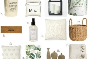 Holiday Gift Guide - Gifts for the Home