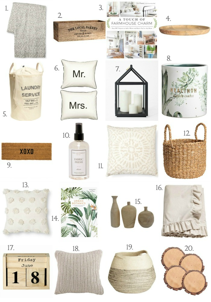 Holiday Gift Guide No 3 Gifts For The Home