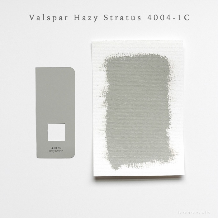 The best gray paint colors for interiors - soft grays, bold grays, modern grays, warm beige grays and everything you need to pick the perfect gray paint color!