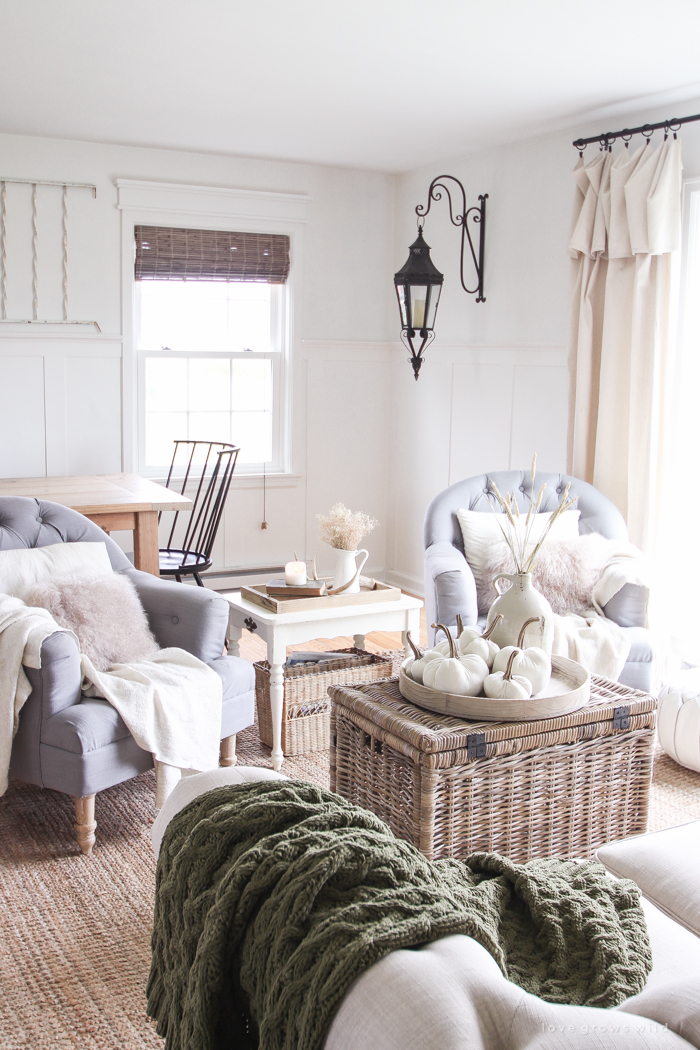 Simple Living Room Decorating Ideas Pinterest: Our Living Room Over The Years