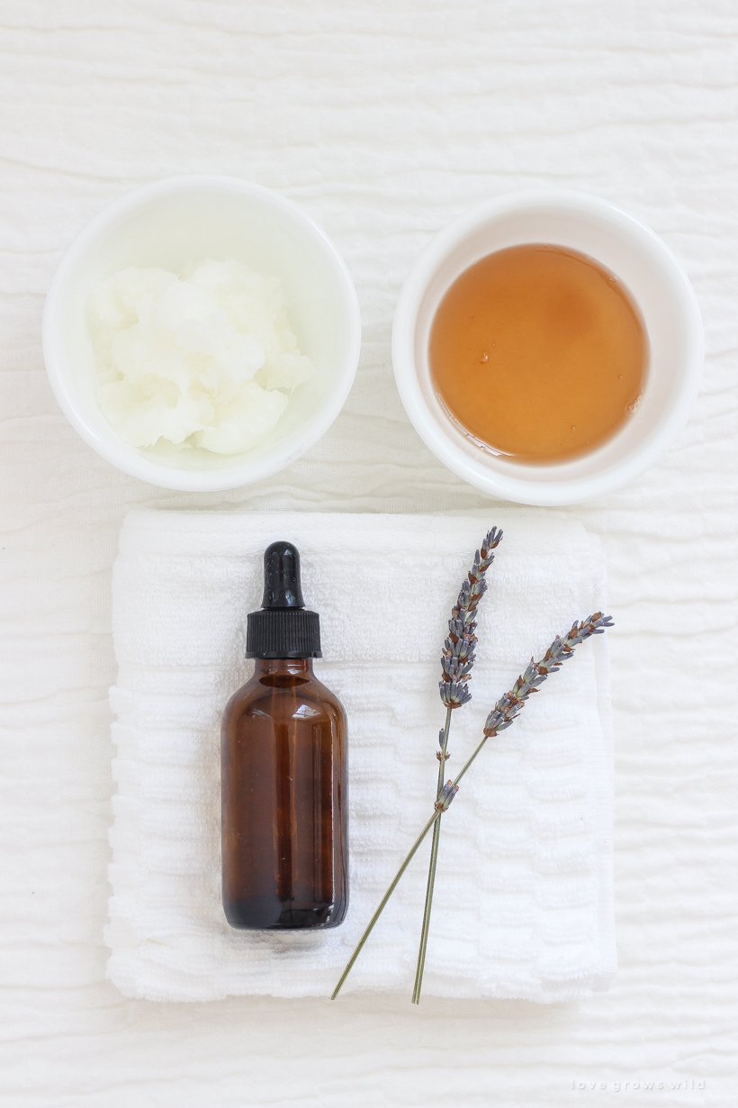 Natural Skin Care Routine that Saved my Skin - Love Grows Wild