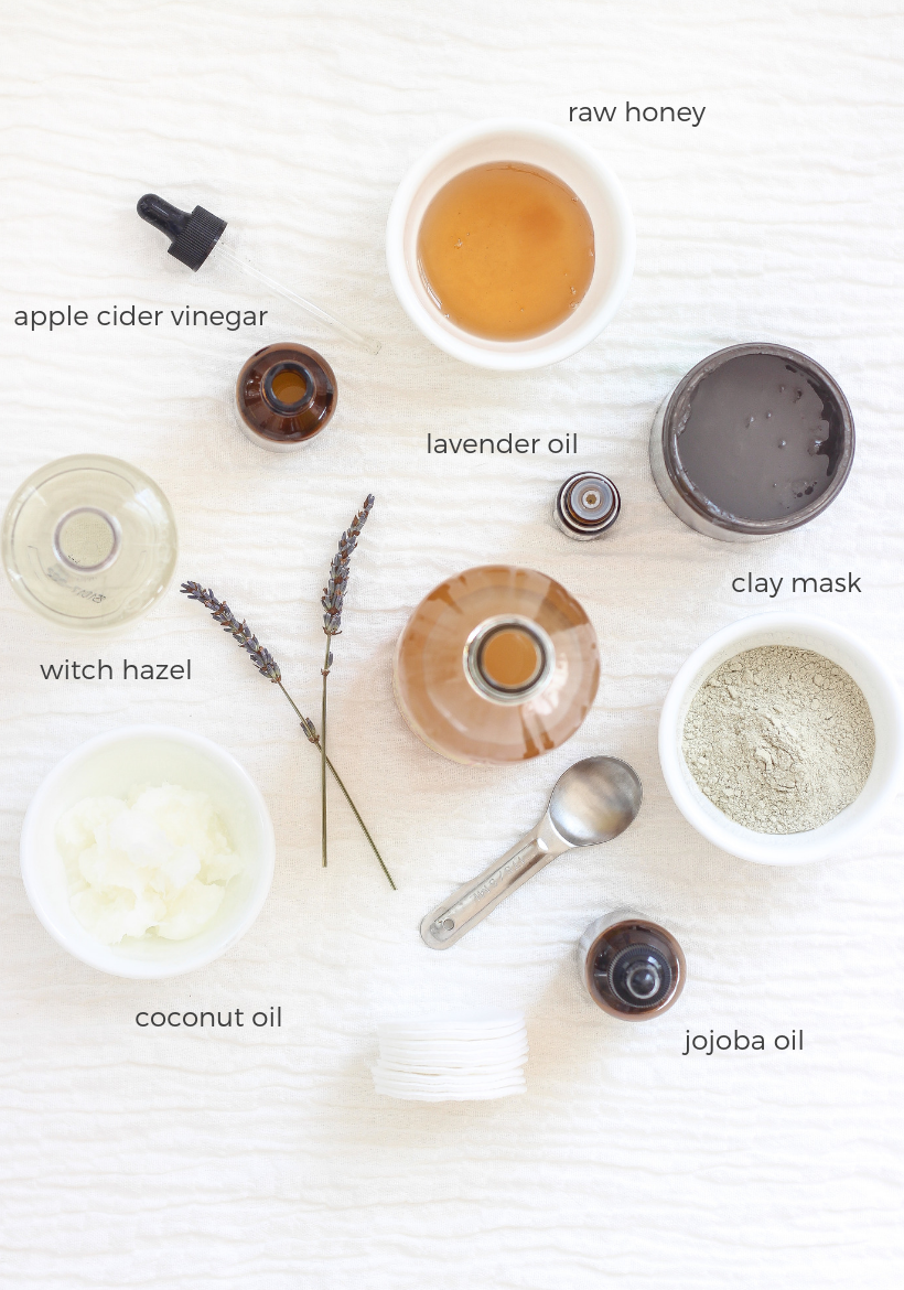 This natural skin care routine has completely changed the way my skin looks. No more acne, smaller pores, smoother, more even complexion, and I've actually saved money using these simple, all-natural remedies!