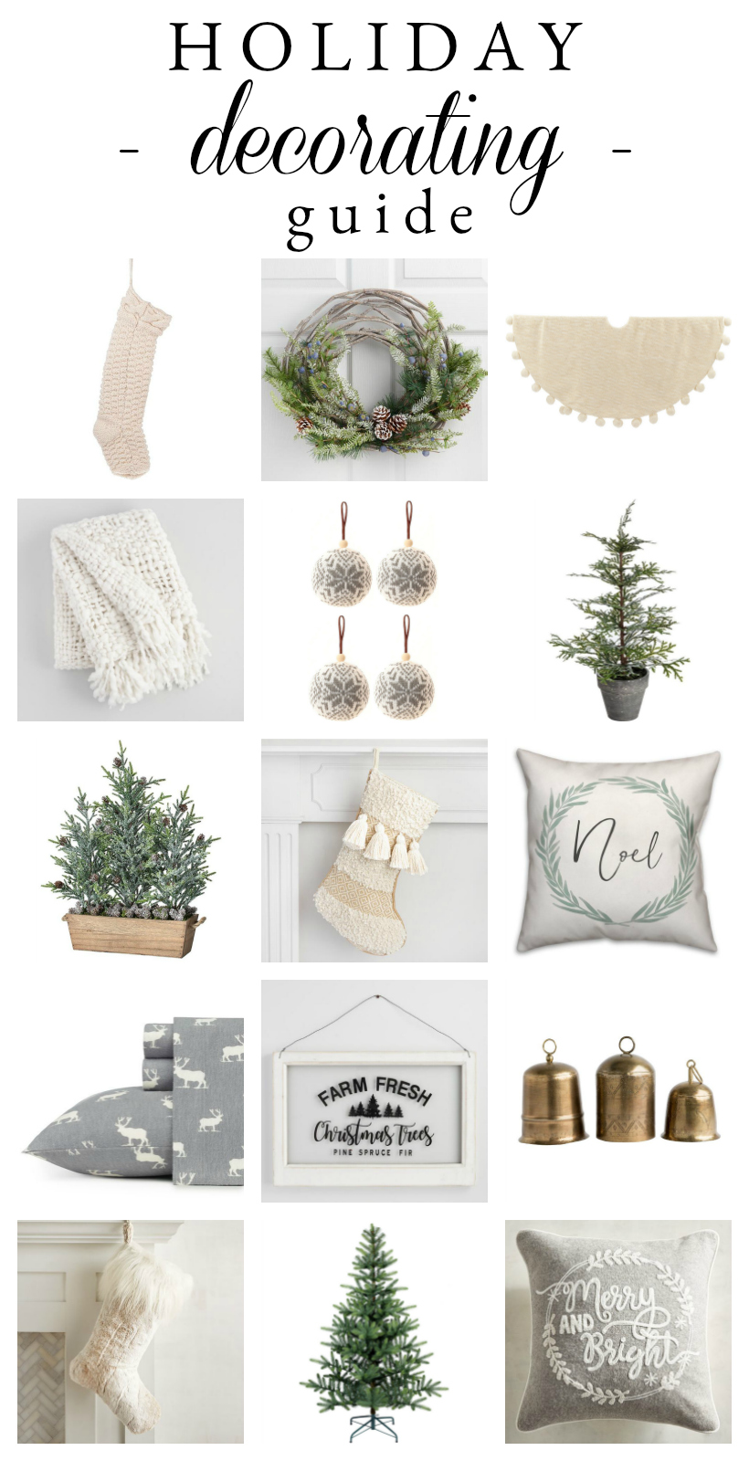 Holiday decorating inspiration to make your home warm, cozy and inviting