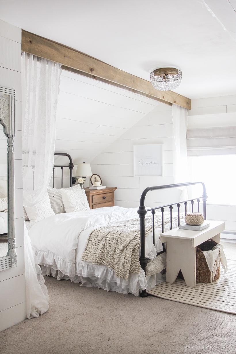 Bedroom Refresh - Love Grows Wild