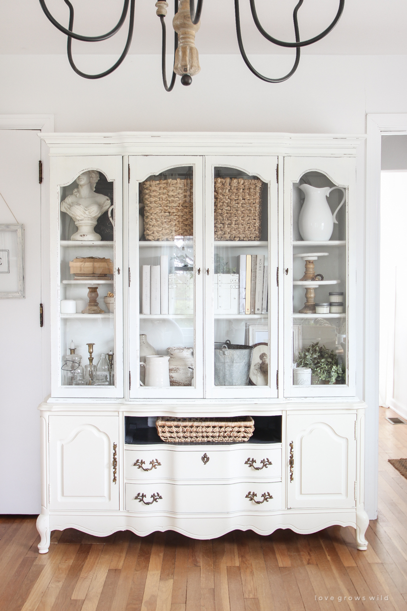 Home And Lifestyle Blogger Liz Fourez Shares The Best Way To Organize And Store  Home Decor