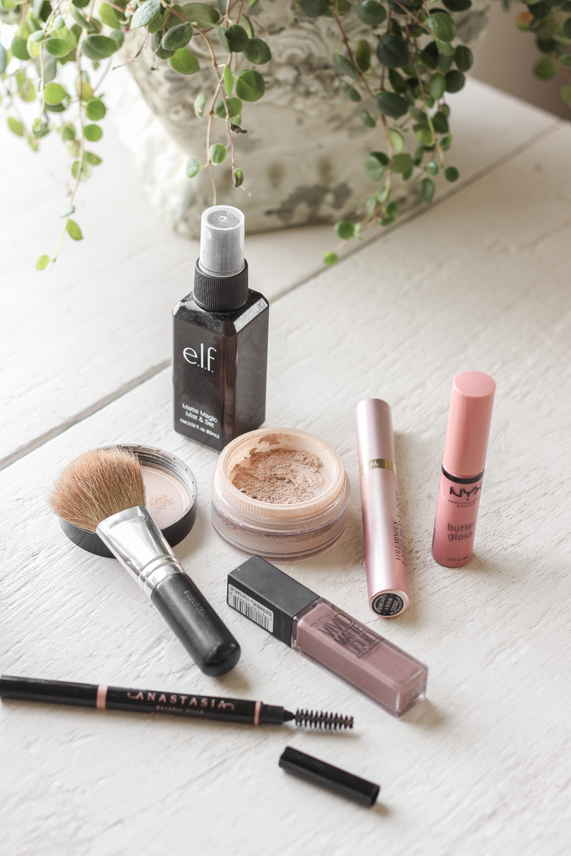 Home and lifestyle blogger Liz Fourez shares her must-have makeup products and daily routine for flawless skin and soft, natural makeup
