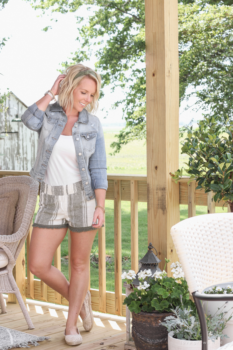 Cute and cozy summer outfit ideas