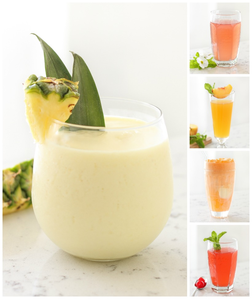 5 Easy Summer Sips and Mocktail Recipes