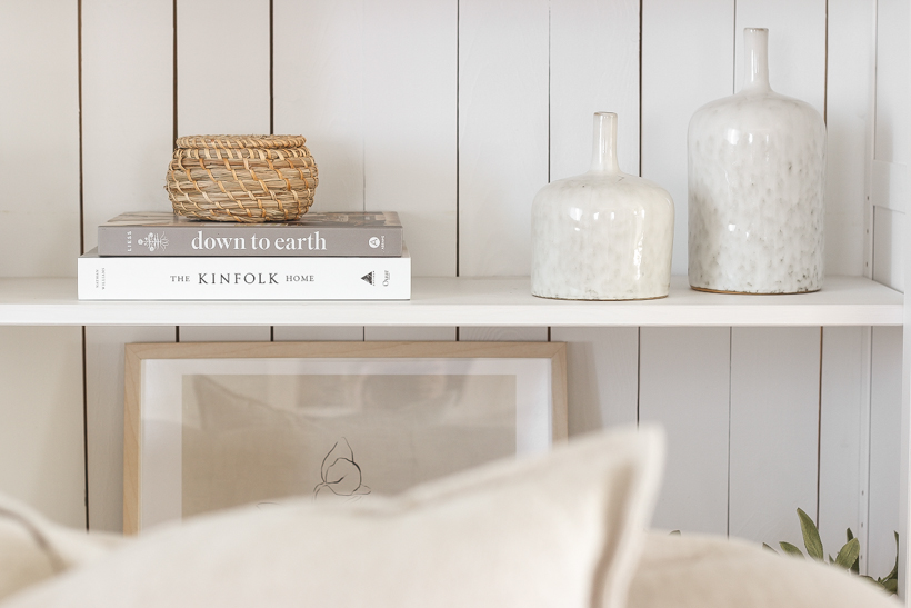Home blogger and interior decorator Liz Fourez shares her favorite books for styling your home
