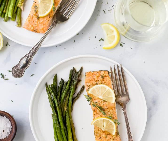 Get inspired to eat better with this menu of healthy recipes for January!