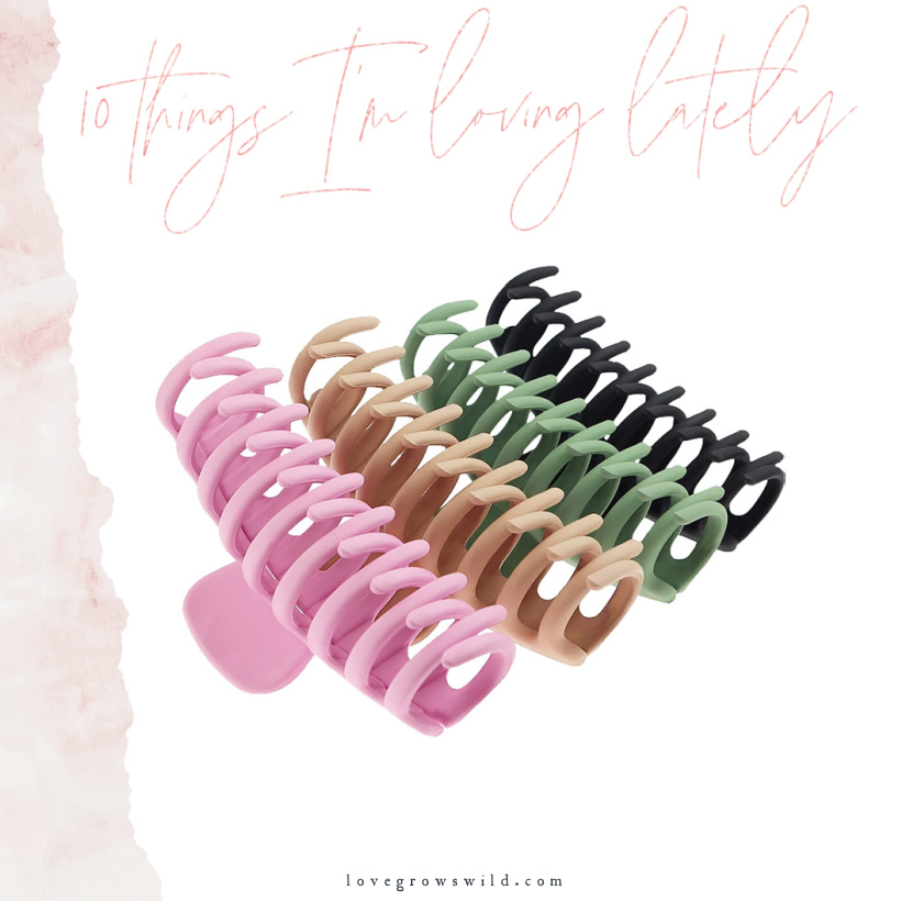 the hair, makeup & beauty supplies blogger & designer Liz Fourez can't live without!