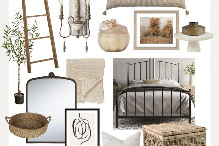 New arrivals for home curated by home blogger and interior decorator Liz Fourez of Love Grows Wild